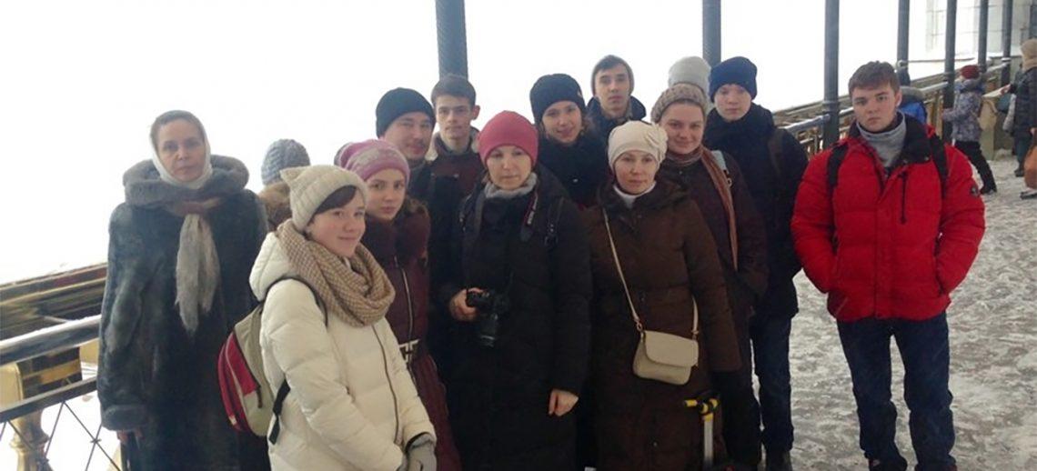 Православные  совершили паломническую поездку