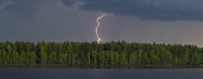 В Ивановской области ожидается гроза