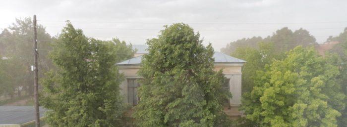 В Ивановской области сохраняется неблагоприятный прогноз погоды