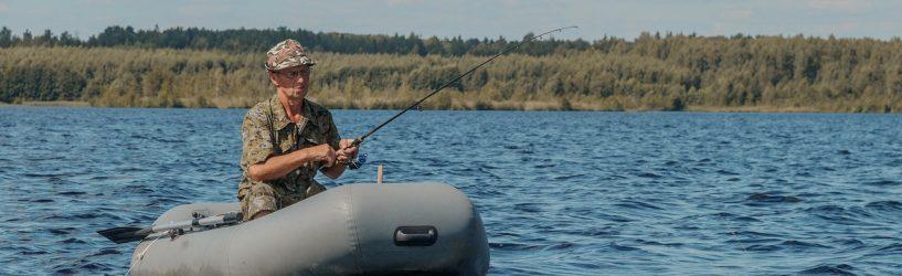Рыболовный тур на Ламненском озере