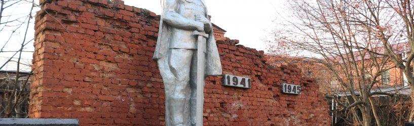 На «Мануфактуре Балина» восстановили памятник
