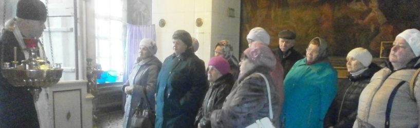Участники клуба «Надежда» побывали  в Палехе