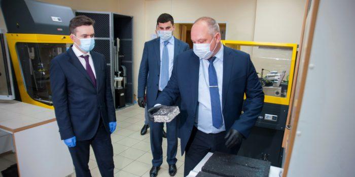 В регионе открыт единственный в центральной России Дорожно-транспортный центр для контроля дорог