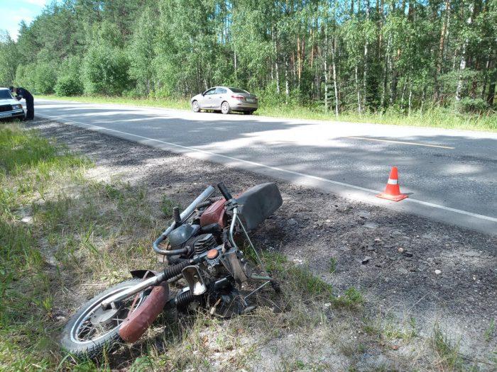 В Южском районе водитель с признаками опьянения совершил дорожно-транспортное происшествие.