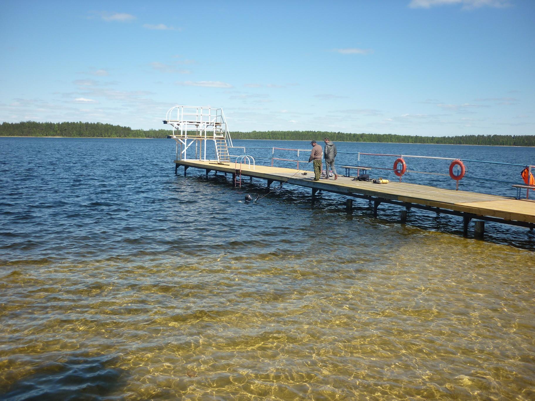 Пляж святое озеро 42
