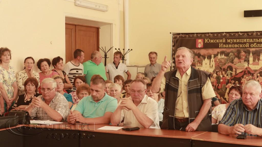 Эмоции и аргументы потребителей. Фото: Н.Костров