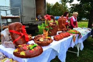 23 сентября в 10 часов откроется шумная и веселая Парская ярмарка.