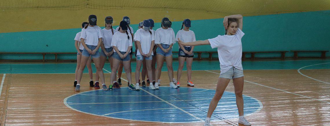 Южские школьники с фитнесом «на ты»