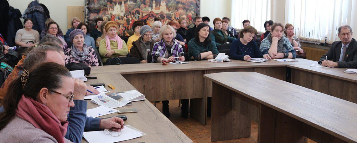 В Юже прошел семинар по популяризации государственных услуг