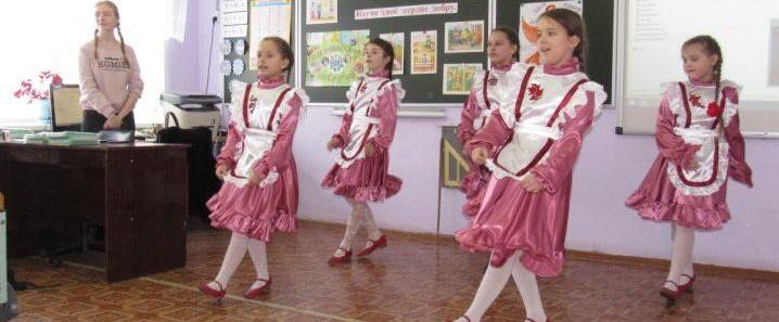 «Сударушка» побывала в гостях у школьников