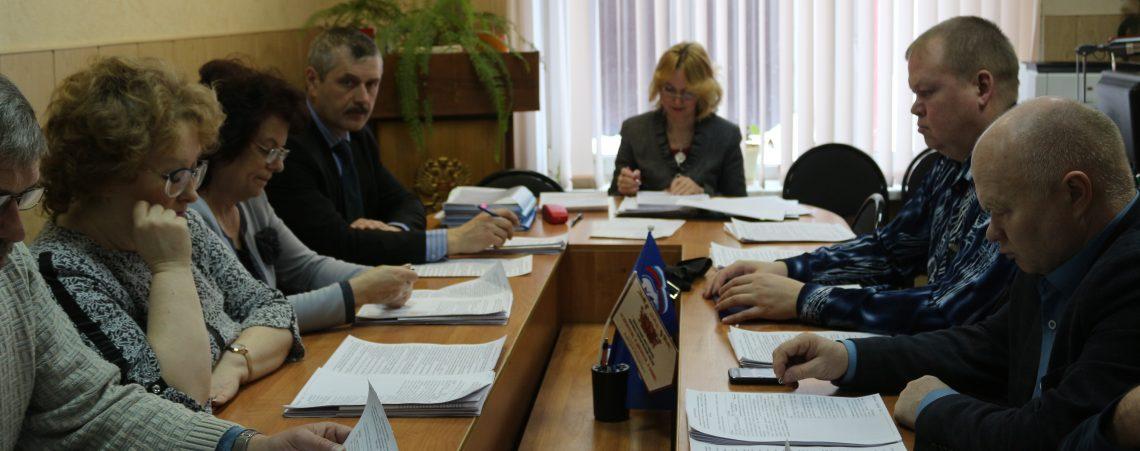 Состоялось заседание Совета Южского района