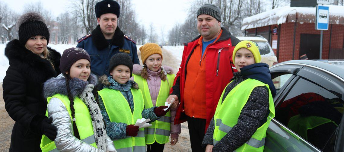 Дорожные полицейские проверили соблюдение правил перевозки детей