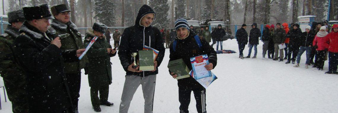 Студенты Южского технологческого колледжа одержали победу в лыжных гонках