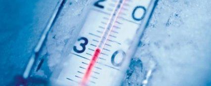 Сегодня ночью в регионе ожидается понижение температуры воздуха