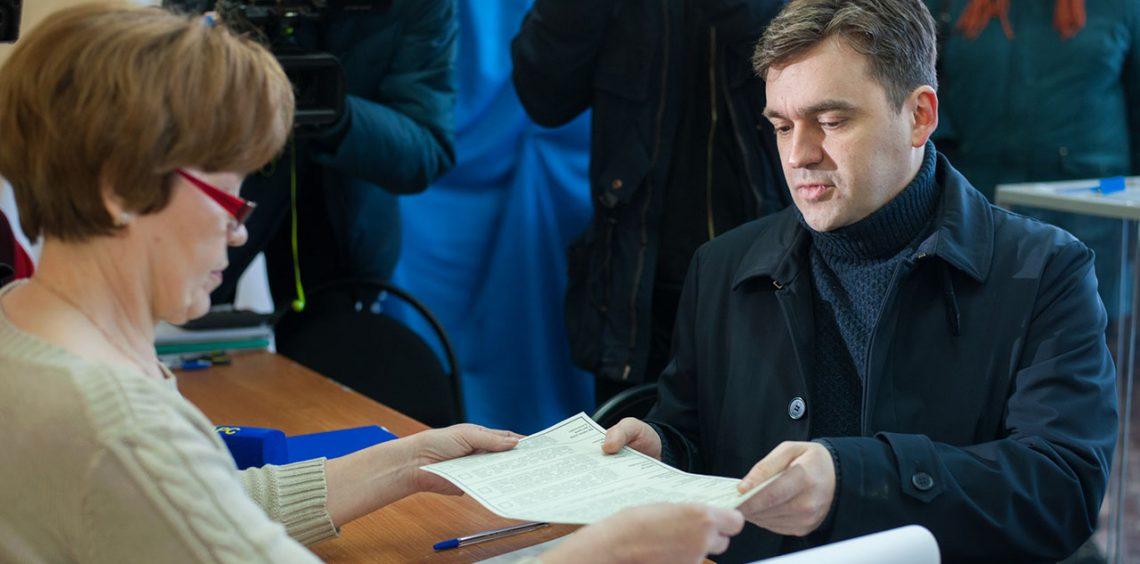 В Ивановской области проходит голосование на выборах Президента Российской Федерации