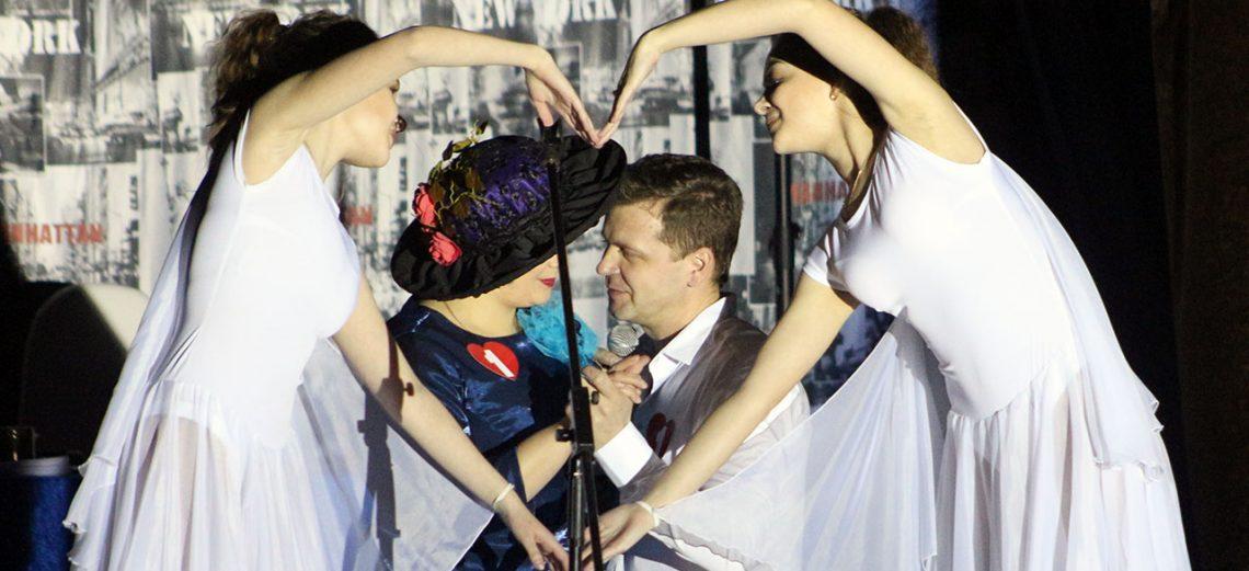 Три семьи приняли участие в шоу «Он и Она»