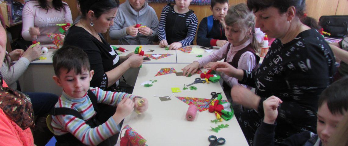 В детско-юношеском центре прошло праздничное мероприятие