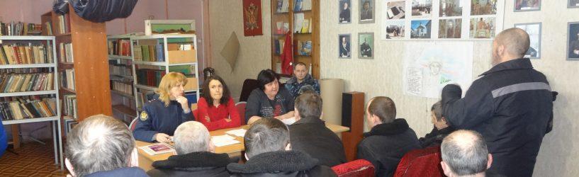 Начальник южского УПФР приняла участие в информационной встрече  с осужденными