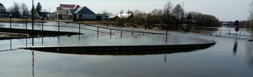 Вода отступает. Холуй сегодня. (фото)