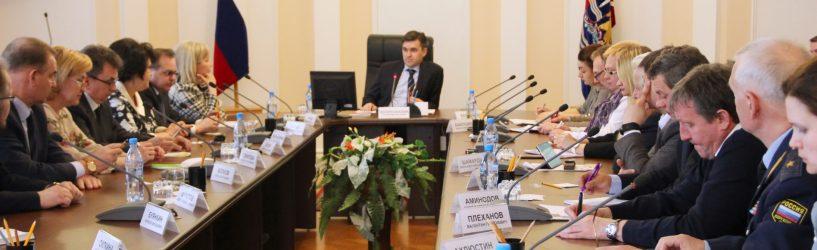Станислав Воскресенский поставил первоочередные задачи для комиссии по развитию здравоохранения