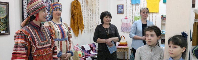 В Южском доме ремесел открылась новая выставка (ФОТО)