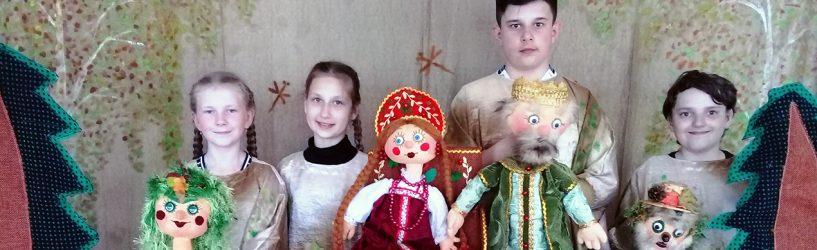 Про Южский край и кукольный фестиваль на московском конкурсе