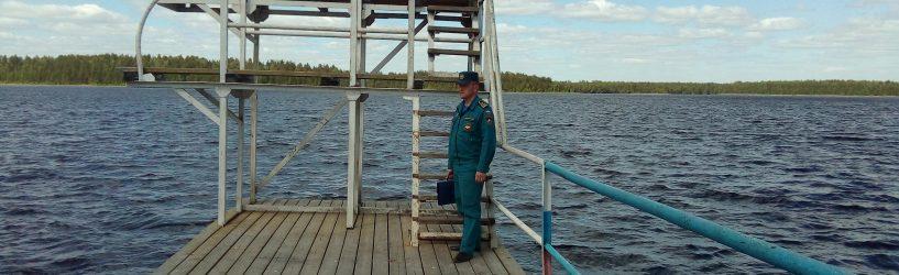 Купаться на Святом озере разрешат с начала июня