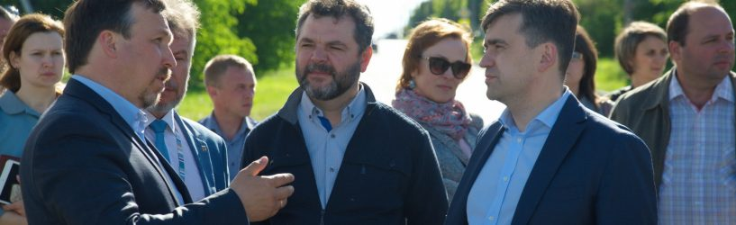 Палешане обсудили детали проекта благоустройства исторического центра поселка