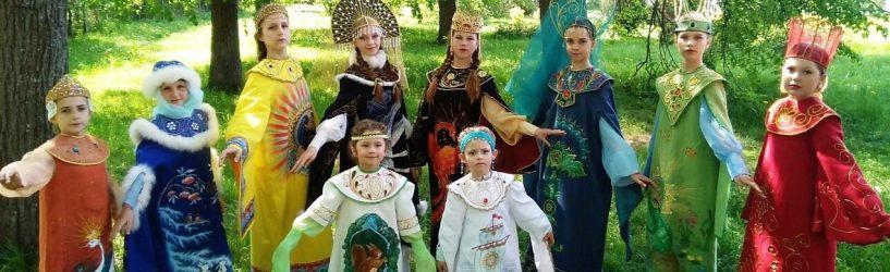 Холуйские «Пуговки» лауреаты областного конкурса