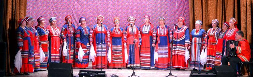 Южский народный хор отпраздновал свой 40-й день рождения