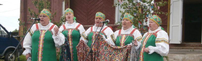 Южане приняли участие в фестивале обрядовой культуры