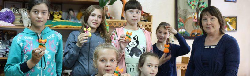В Южском Доме ремесел проходят мастер-классы по изготовлению кукол