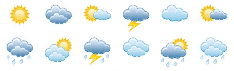 Метеорологическая обстановка на 14 июня