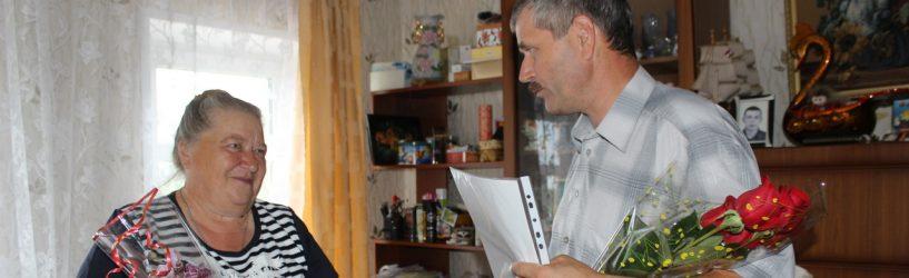 День рождения отмечает почетный гражданин Южского района