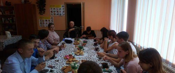 Сотрудники исправительной колонии села Талицы посетили школу-интернат