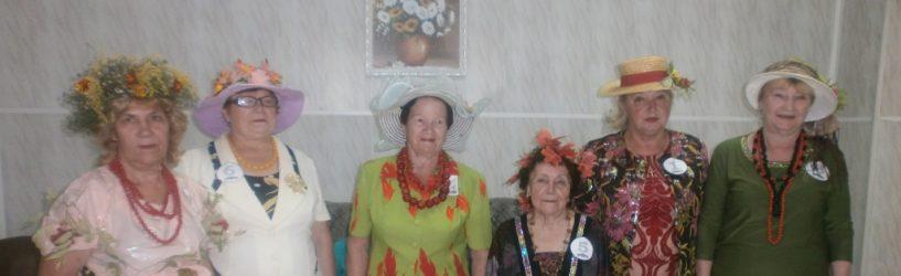 В центре социального обслуживания выбирали «Королеву осени»
