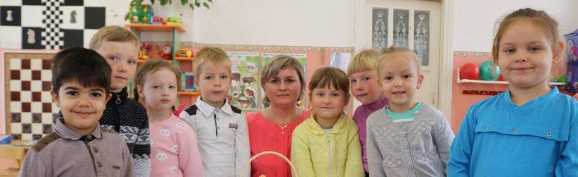 Сегодня— День воспитателя и всех дошкольных работников