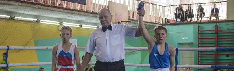 В Юже завершились турнирные поединки по боксу (ФОТО)