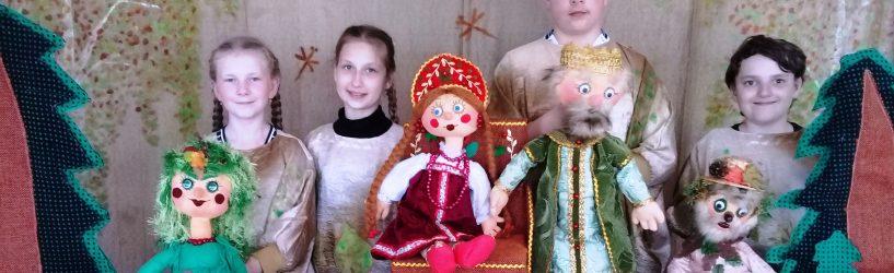 Воспитанники ДЮЦа вышли в финал областного конкурса