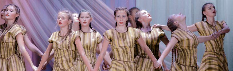 Творческий поединок вокального и хореографического коллективов