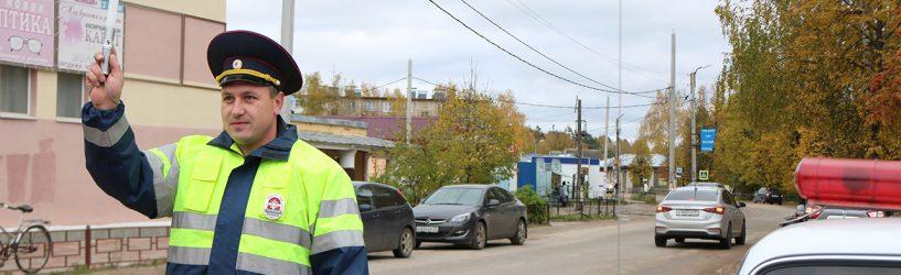 Госавтоинспекция сообщает о массовых проверках в октябре