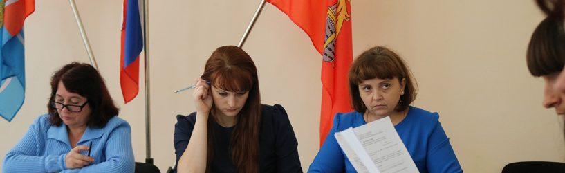 В администрации Южского района состоялась комиссия ПДН