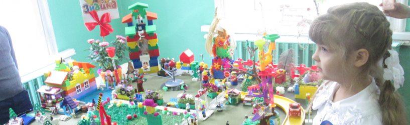 «LEGOБУМ» для южских дошколят