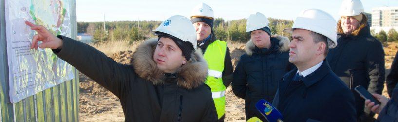Станислав Воскресенский обсудил ход реализации инвестиционного проекта компании «Леруа Мерлен» и вопросы дорожной инфраструктуры
