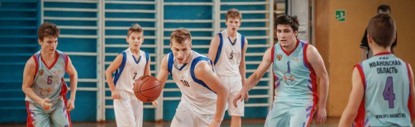 В Юже прошли соревнования по баскетболу (фото)