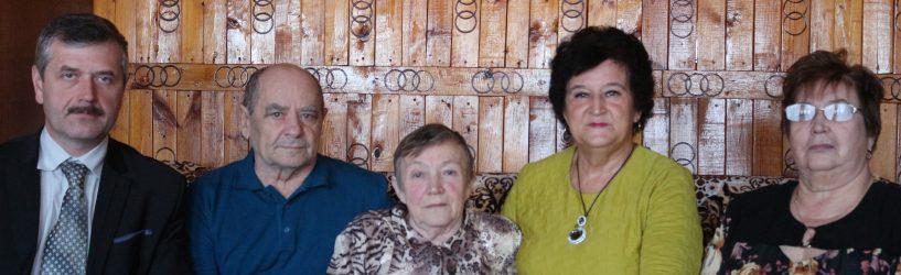 Семейная пара из Южи отпраздновала золотую свадьбу