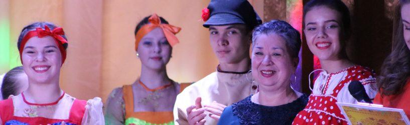 В Юже на творческом концерте «Сударушки» побывали «американцы»
