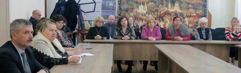 Состоялись публичные слушания по бюджету Южского района