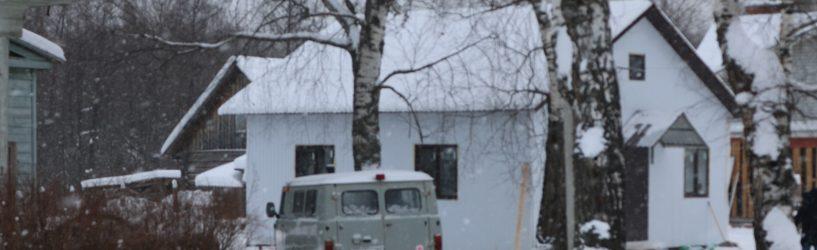 В Мугреево-Никольском для жителей села строят ФАП