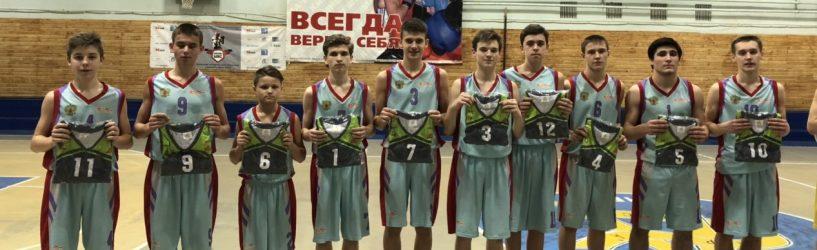 Южские баскетболисты  в финале «КЭС-БАСКЕТ»
